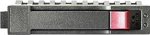 HP 600 GB 2.534; Internal Hard Drive - SAS - 15000 RPM - 1 Pack - J9F42A