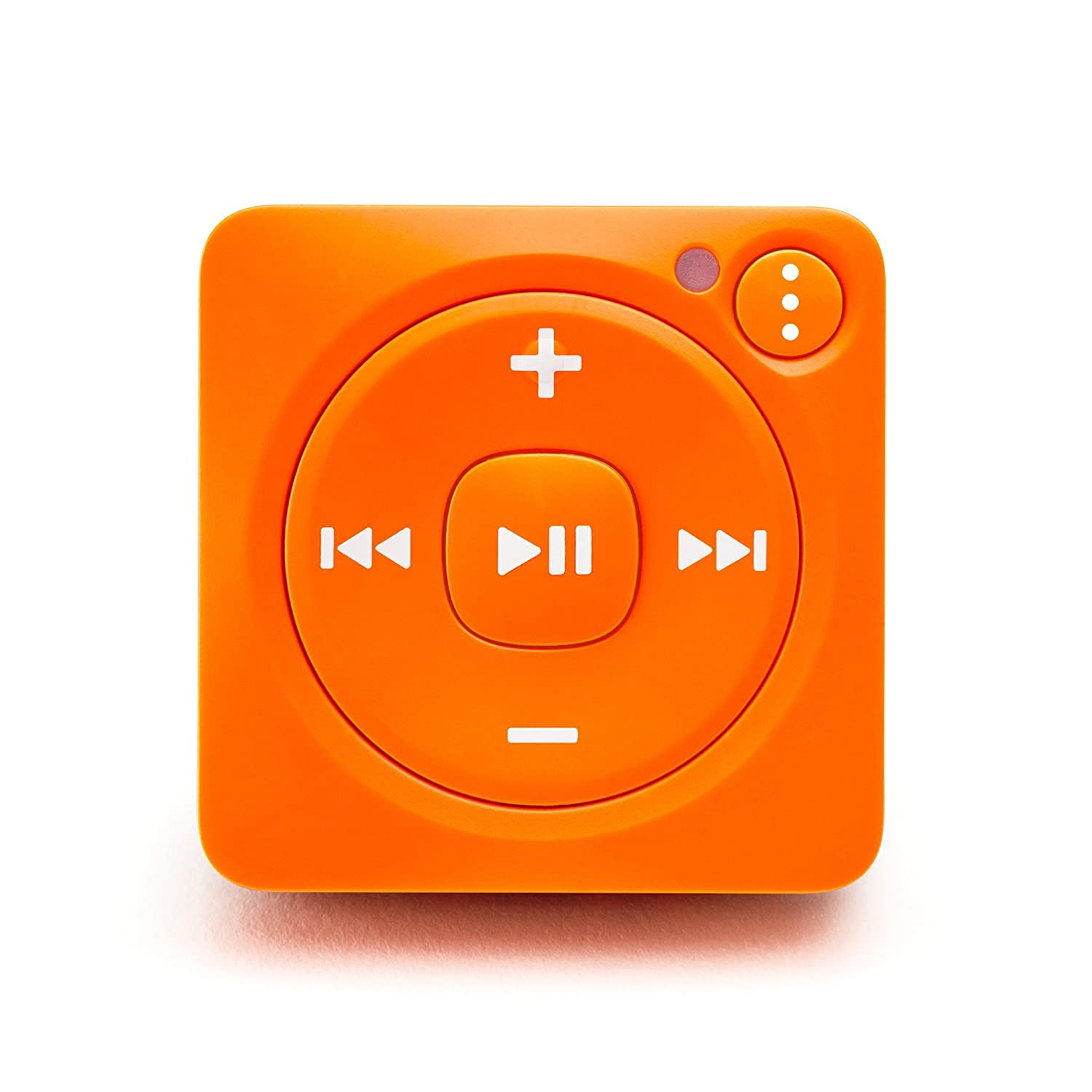 Mighty Audio Reproductor De Música Spotify Naranja triturada