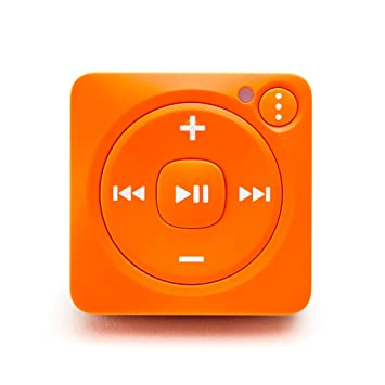 50465ed5c61 Mighty Audio Spotify Music Player, Crush Orange: Amazon.co.uk: Electronics
