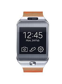 """Samsung Gear 2 Montre connectée écran 1,63"""" appareil photo 2 MP Dual-"""