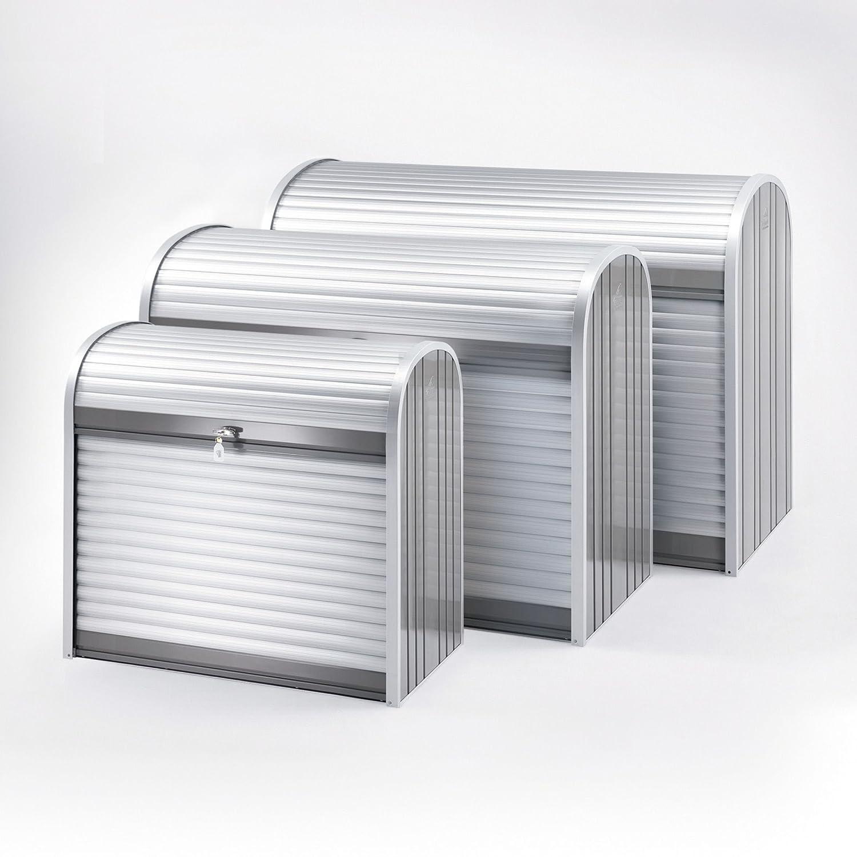 Biohort 190 Store Max Container –  Quartz Grau/Silber 70020