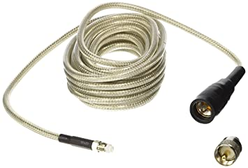Amazon.com: Wilson 305-830 18\' Belden Coax Cable with PL-259/FME ...