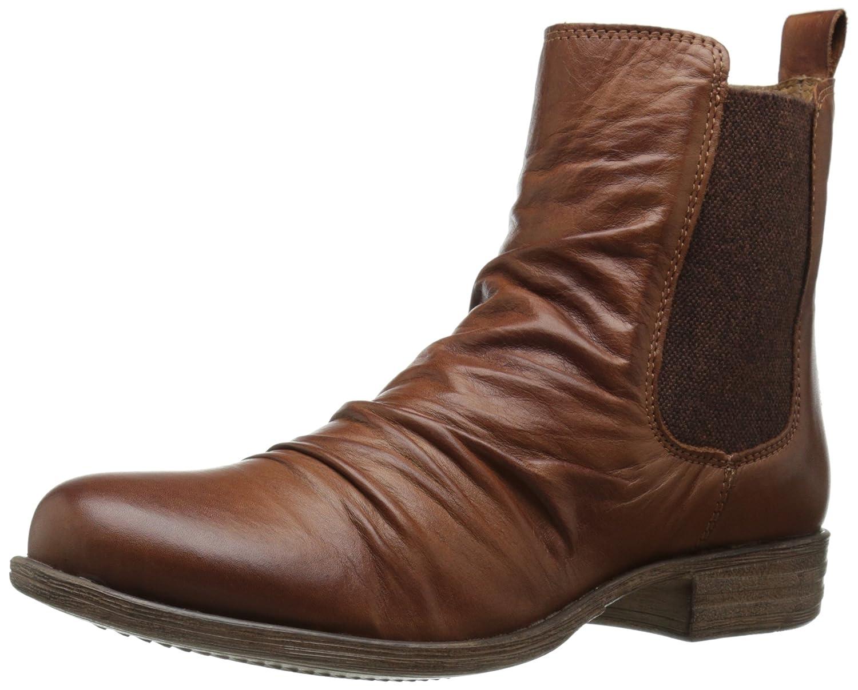 Miz Mooz Women's Lissie Ankle Boot B00WGVEC3W 9 B(M) US|Brandy