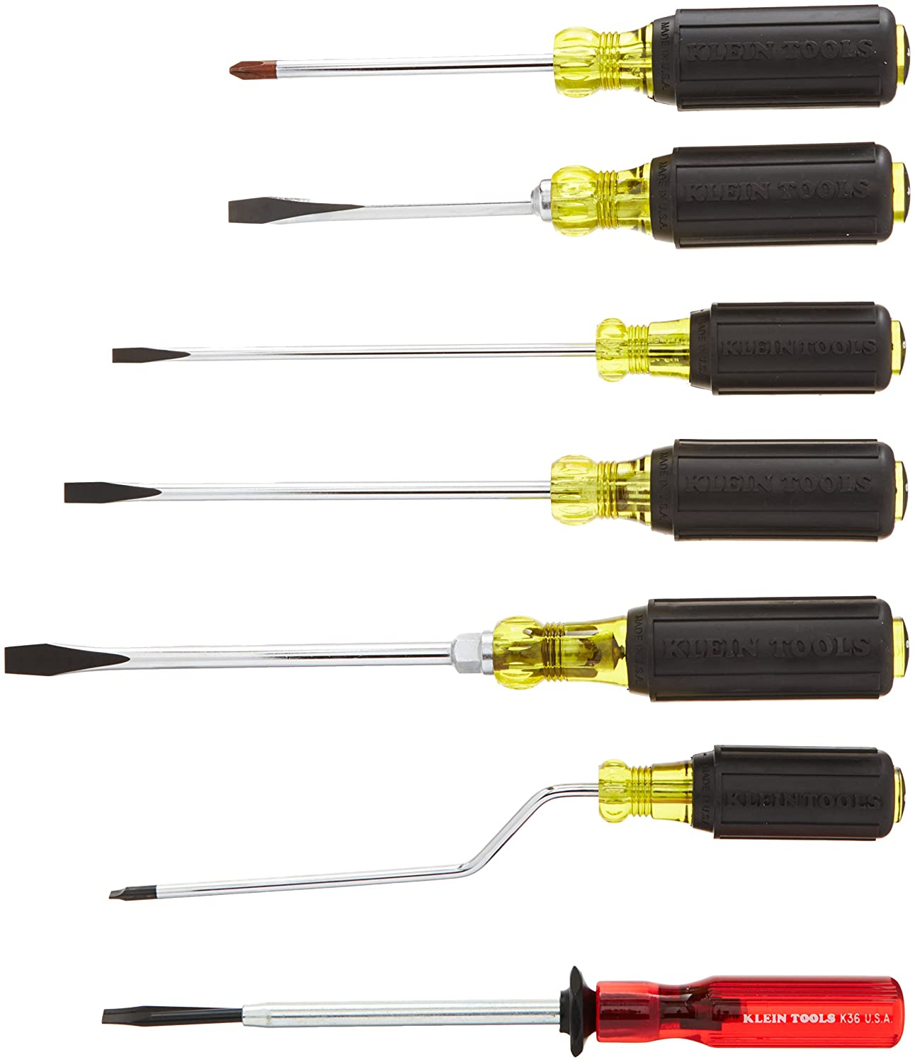 Klein 19555 5-Piece TORX Screwdriver Set Klein Tools