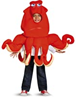 Disguise Hank The Septopus Deluxe Toddler Finding Dory Disney/Pixar Costume, Large/4-6