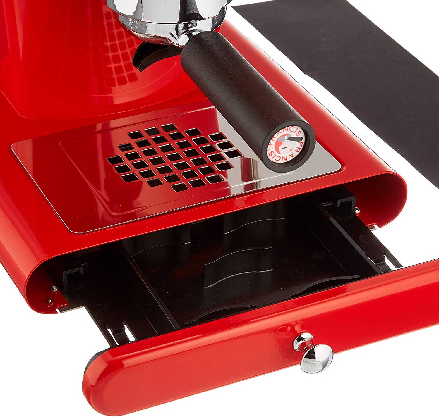 Francis Francis for Illy X1 Red Ground Coffee Machine
