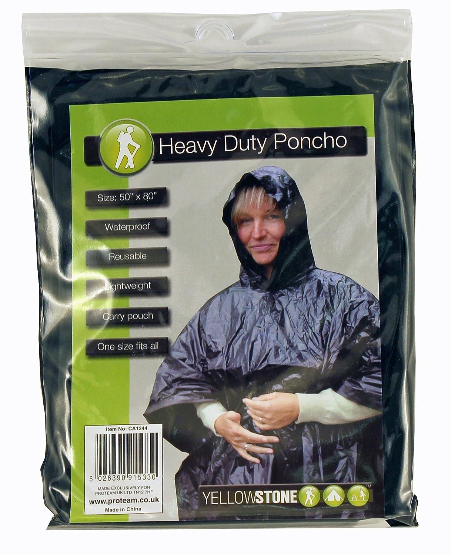 Yellowstone PVC Poncho 1 Pack CW033