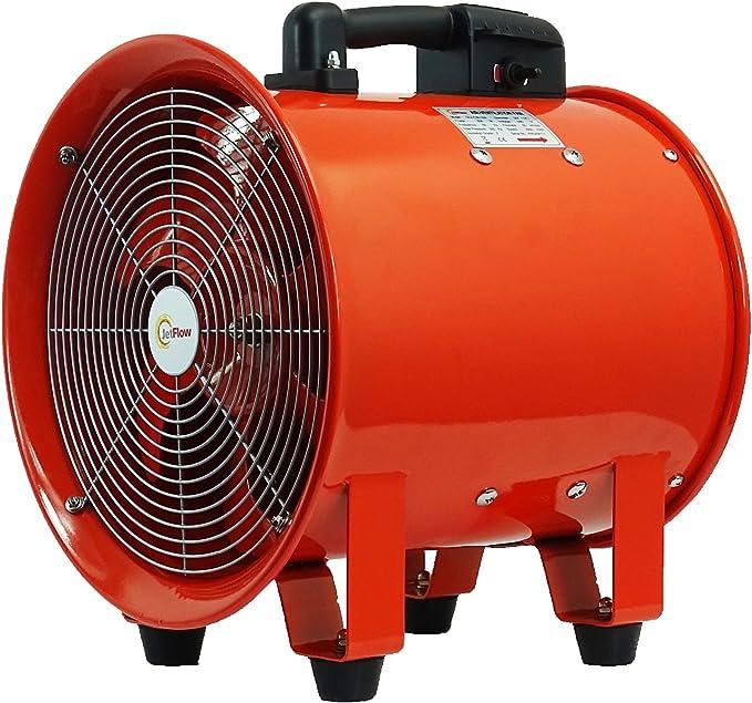 Olympus OLY-C30/110 Ventilador extractor de polvo y humo 300 mm 3600 m3/h Voltaje: 110 V ~ 50 Hz: Amazon.es: Bricolaje y herramientas