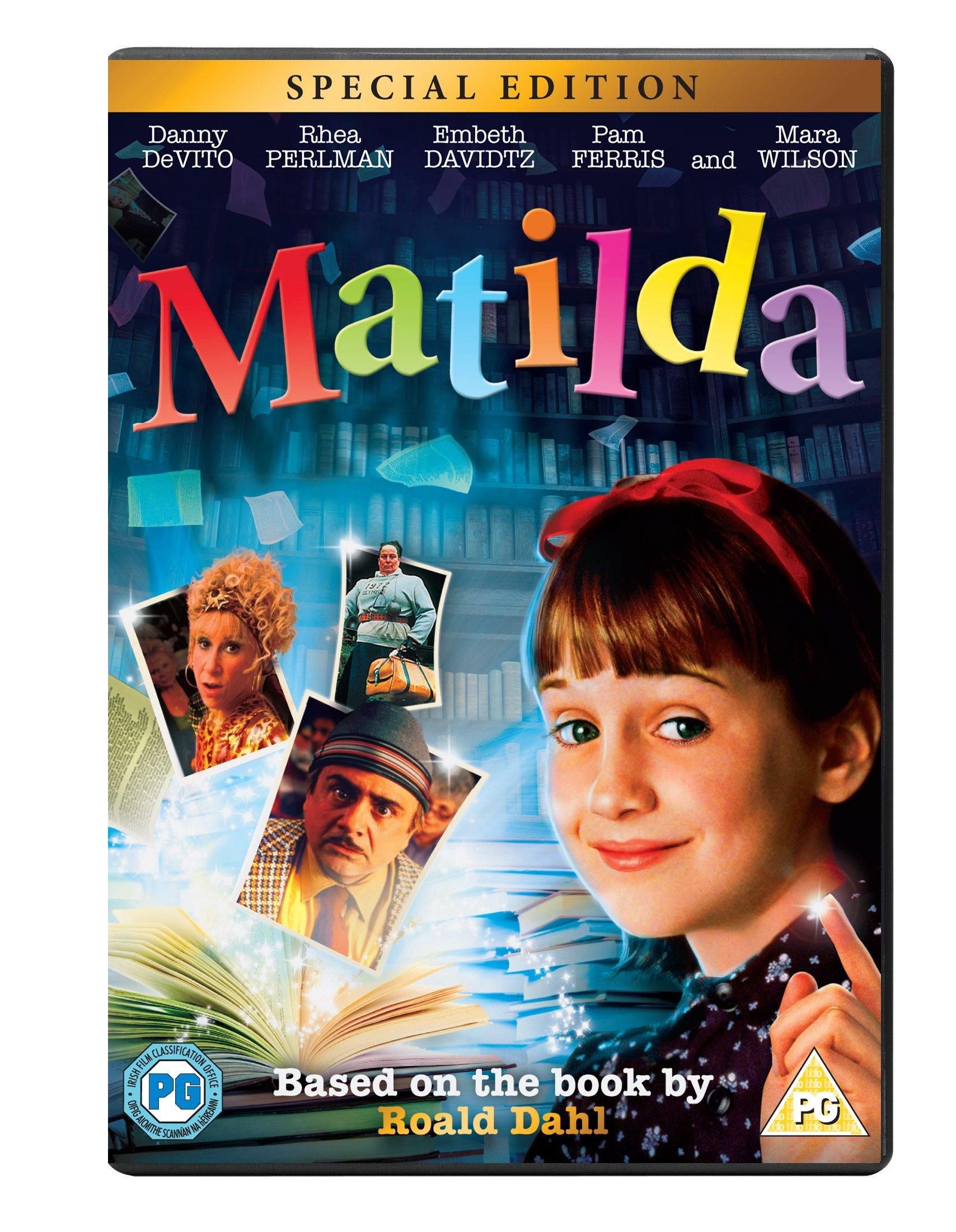 Matilda [DVD] [1996]