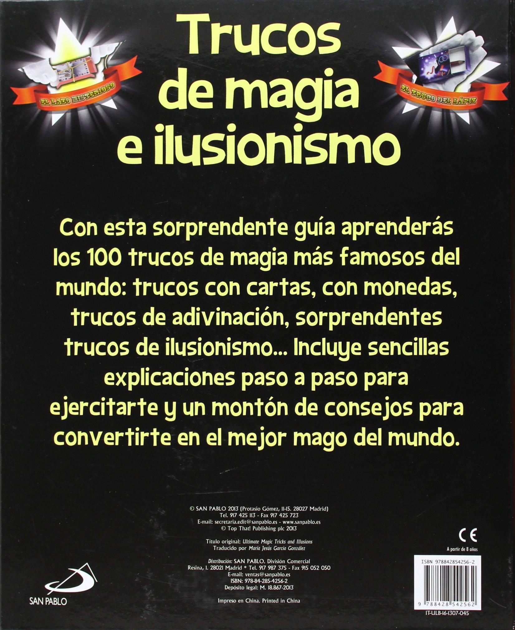 Trucos de magia e ilusionismo: La guía definitiva para ...