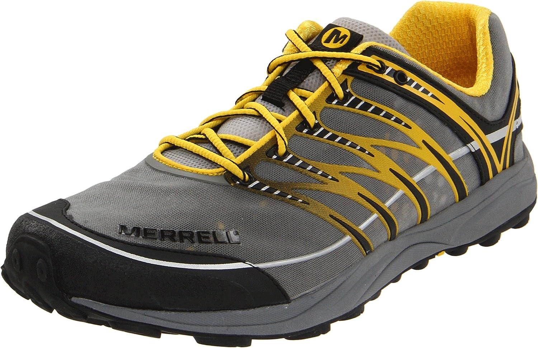 merrell lightweight trail running shoes