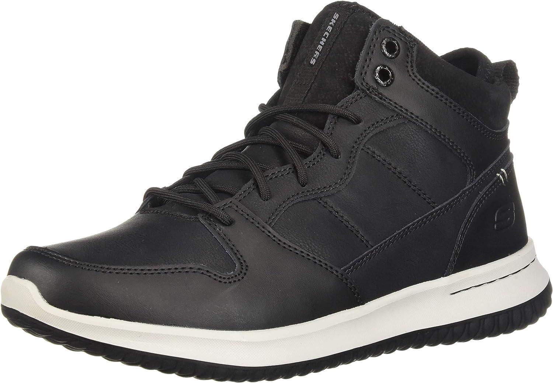 Skechers Herren Delson Ralcon Klassische Stiefel: YX3MW