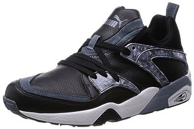 280a2777a57232 Puma Blaze Of Glory Marble Pack Shoes Black Size  9  Amazon.co.uk ...