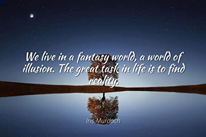 Amazoncom Home Comforts Iris Murdoch Famous Quotes Laminated