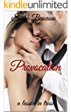 Provocation: a lesson in trust