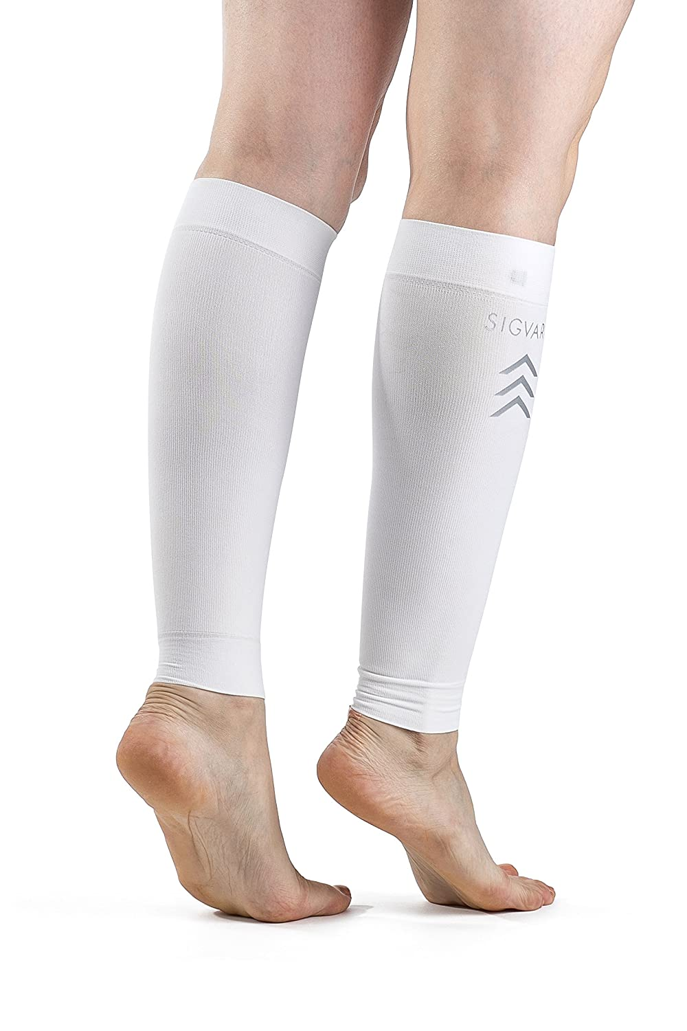 15a4225b0e Sigvaris Compression Running Leg Calf Sleeves for Men and Women by Sigvaris:  Amazon.co.uk: Sports & Outdoors