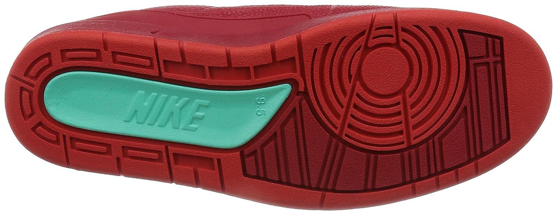 UK 10.5 US 11.5 EU 45.5, Gym red White 606 Nike Air Jordan 2 Retro Low Mens Basketball Trainers 832819 Sneakers Shoes
