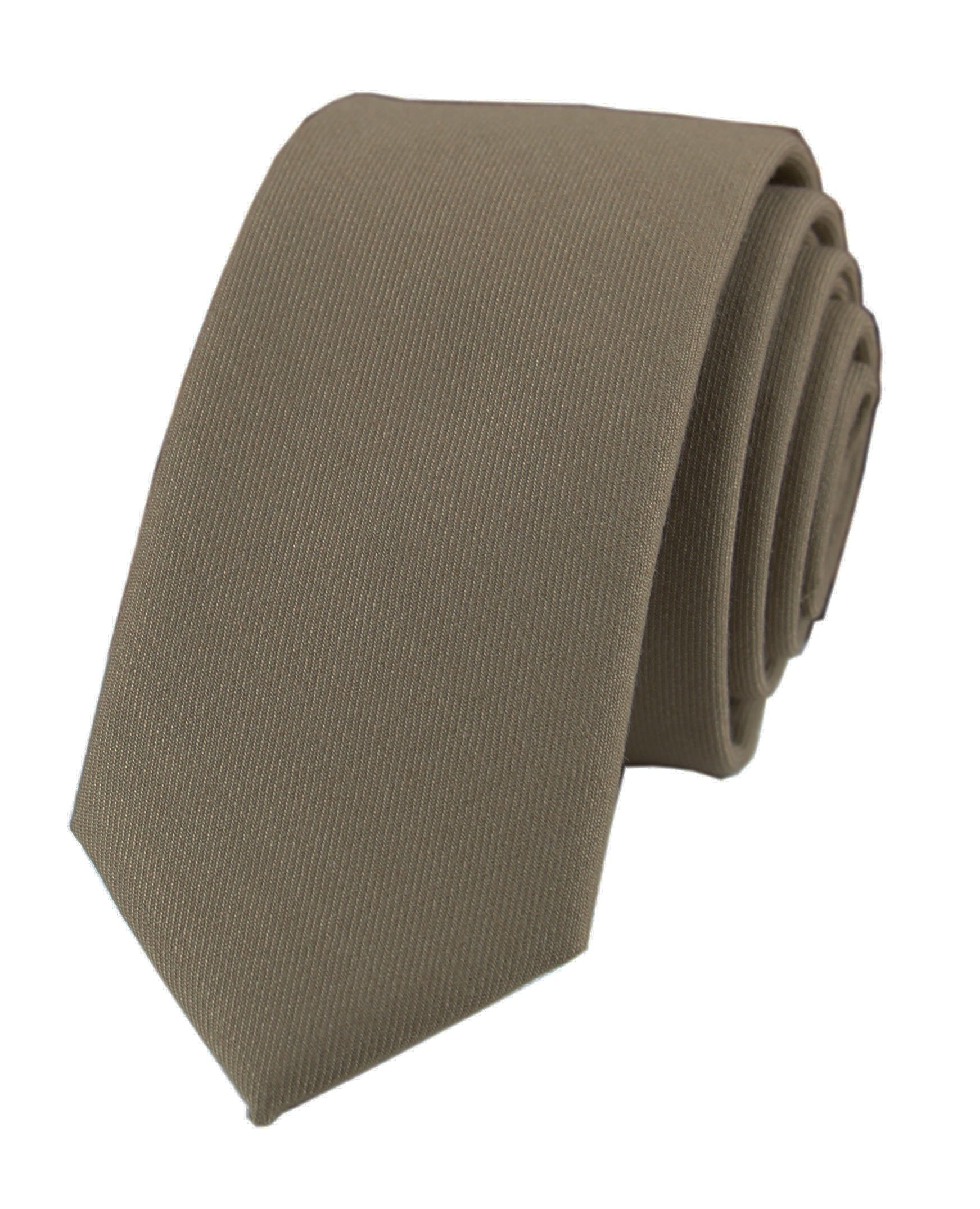 Cream Beige Cotton Mens Ties Married Neckties Summer Line Collection for Father