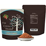 Dutch Processed Brown Cocoa Powder - All Natural Alkalized Unsweetened Cocoa with Smooth Mellow Flavor - Use in Baked Goods,