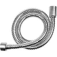 Cornat Aansluitslang - 80 cm lengte - metaal verchroomd - extreem belastbaar - 1/2 inch aansluiting geschikt voor…