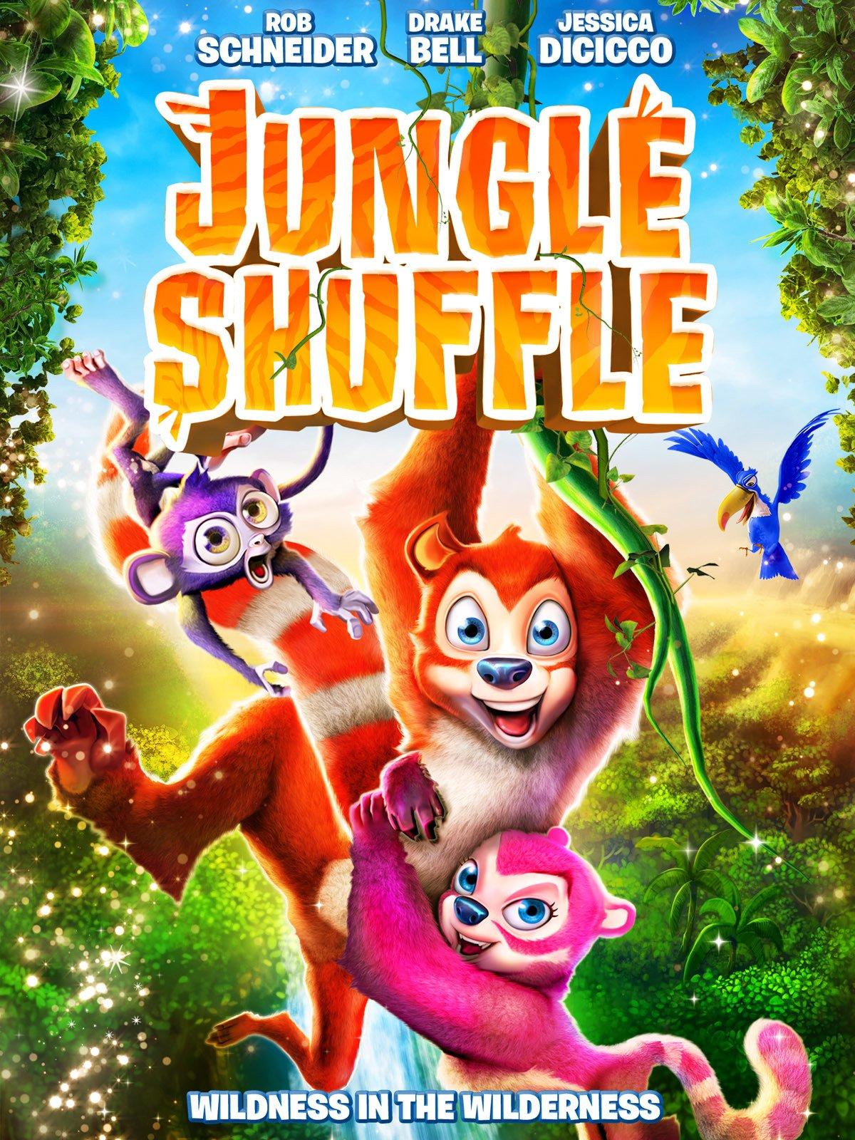 Jungle Shuffle on Amazon Prime Video UK