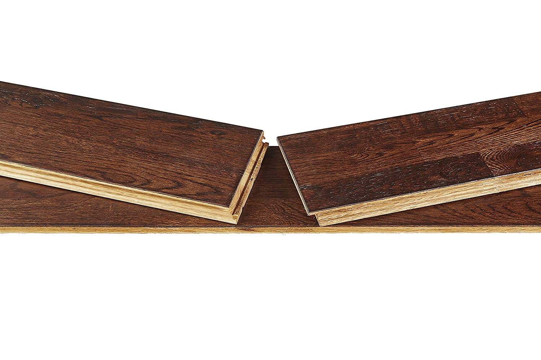 Oak Saddle Nuvelle 5//8 T x 4.75 W x 48 RL Wood Flooring French Oak Solid Lock 15.5 SF