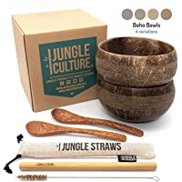 Jungle Culture | Tazones y cucharas de coco