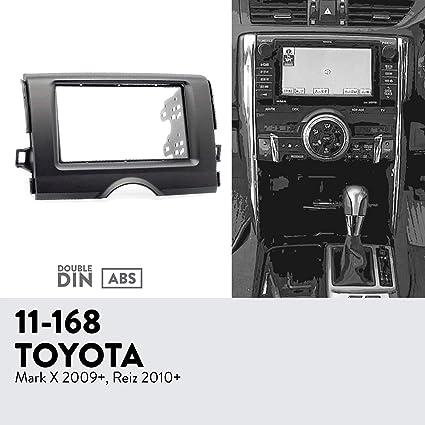 2003-2009 TOYOTA 4-RUNNER HIGHLANDER DASH KIT CAR RADIO STEREO INSTALL MOUNT CD