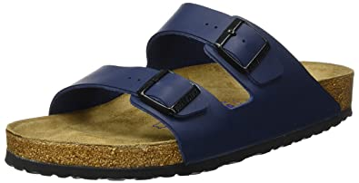 8901dcfd2967 Birkenstock Women´s Arizona Blue Synthetic Sandals 36 EU (L5 US) N 051063
