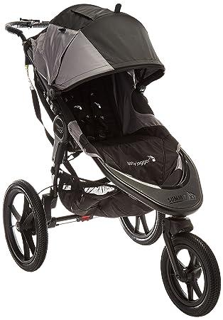 Baby Jogger Summit X3 Jogging Stroller Black Gray NEW Auth Dealer
