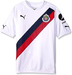 Puma Chivas Niños Hom Jersey Replica 9-10  Amazon.com.mx  Deportes y ... e4d17ca54e390