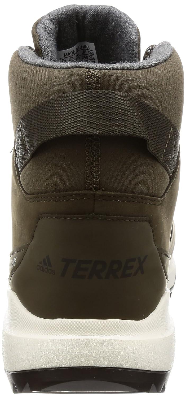 Adidas Herren Terrex Winterpitch Cw Cp Trekking-& Trekking-& Trekking-& Wanderstiefel, Schwarz 010689