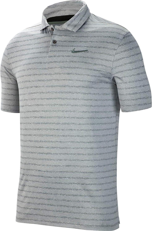 416a41694 Amazon.com  NIKE Dry Fit Vapor Stripe Golf Polo 2019  Clothing