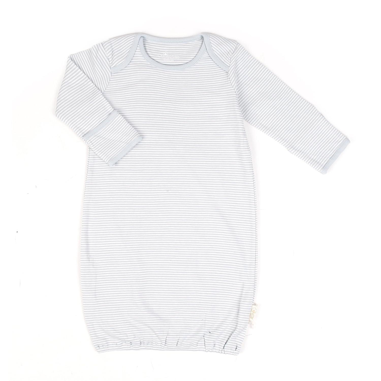 Amazon.com: Tadpoles Organic Cotton Sleep Gown, Gray, 0-6 Months: Baby
