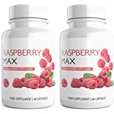 Raspberry Ketones Max Strength Duo 120 Capsules Weight Management Support