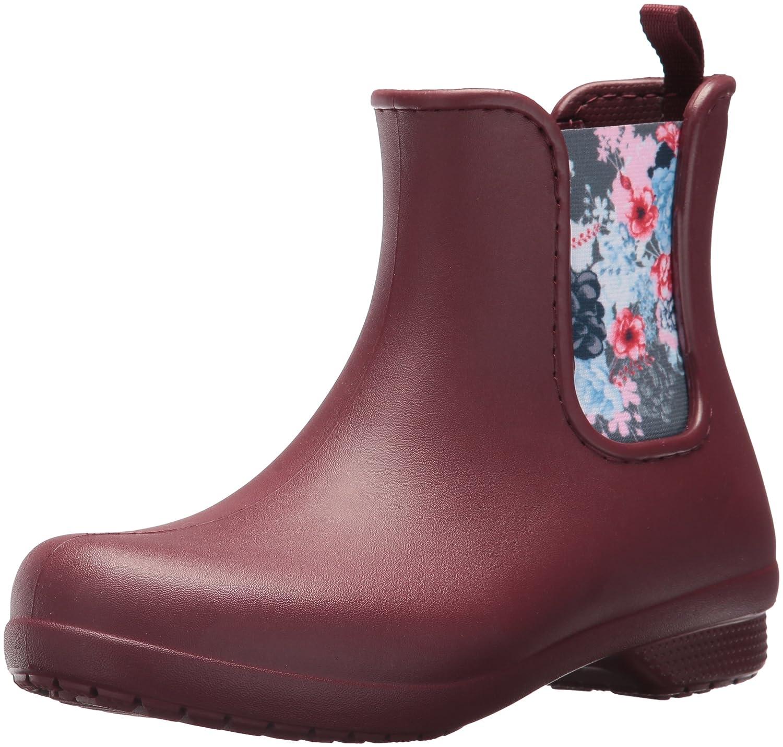 Crocs Women's Freesail Chelsea Rain Boot 204630
