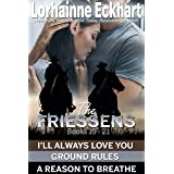 The Friessens Books 19 - 21 (The Friessen Legacy Collection Book 8)