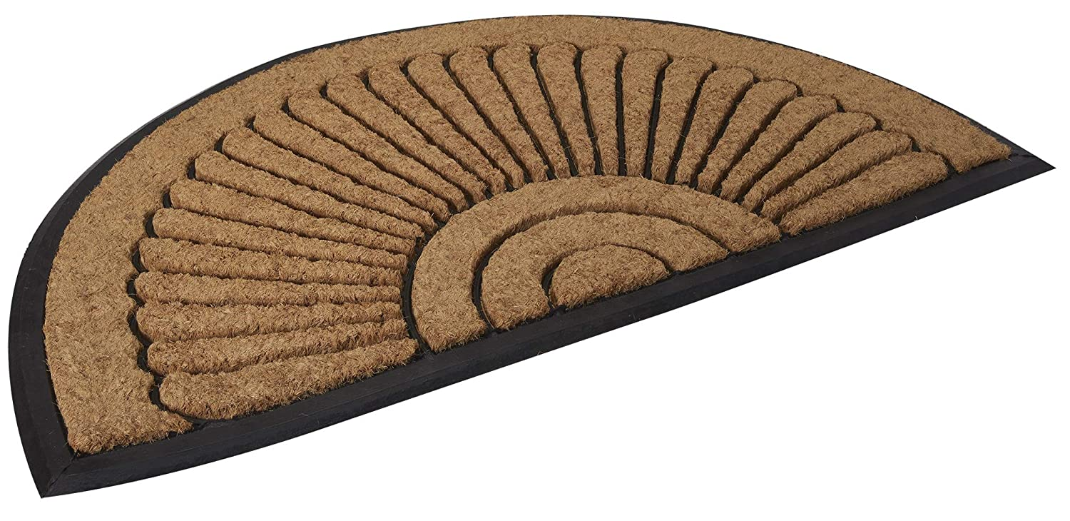 Developing a rug with arcs for kids from 0 to a year