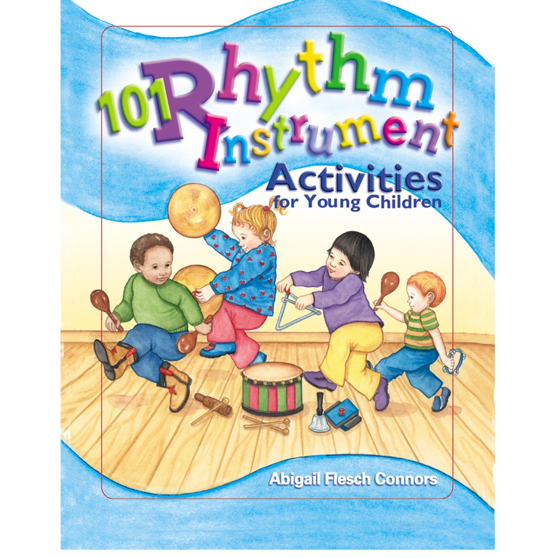 Amazon.com: 101 Rhythm Instrument Activities for Young Children  (9780876592908): Abigail Flesch Connors, Deborah Wright: Books