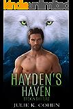 Hayden's Haven: Wolf Shifter Paranormal Romance (Broken Shifters Book 4)