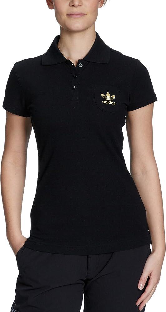 adidas - Camiseta de pádel para Mujer, tamaño 40, Color Negro ...