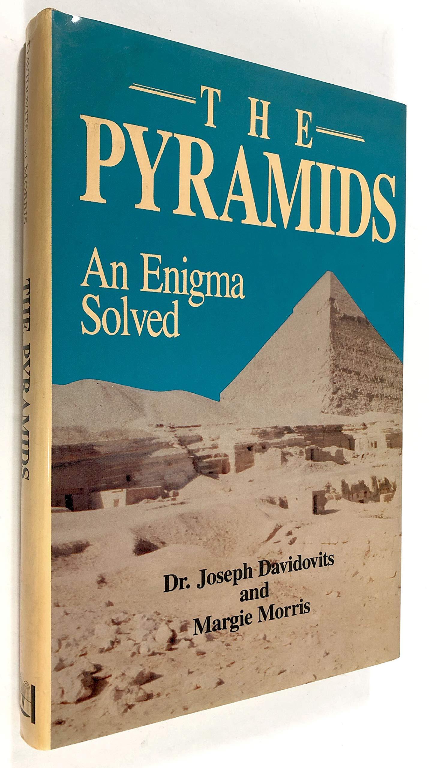 Pyramids, The: An Enigma Solved: Amazon.es: Davidovits, Joseph, Morris, Margie: Libros en idiomas extranjeros