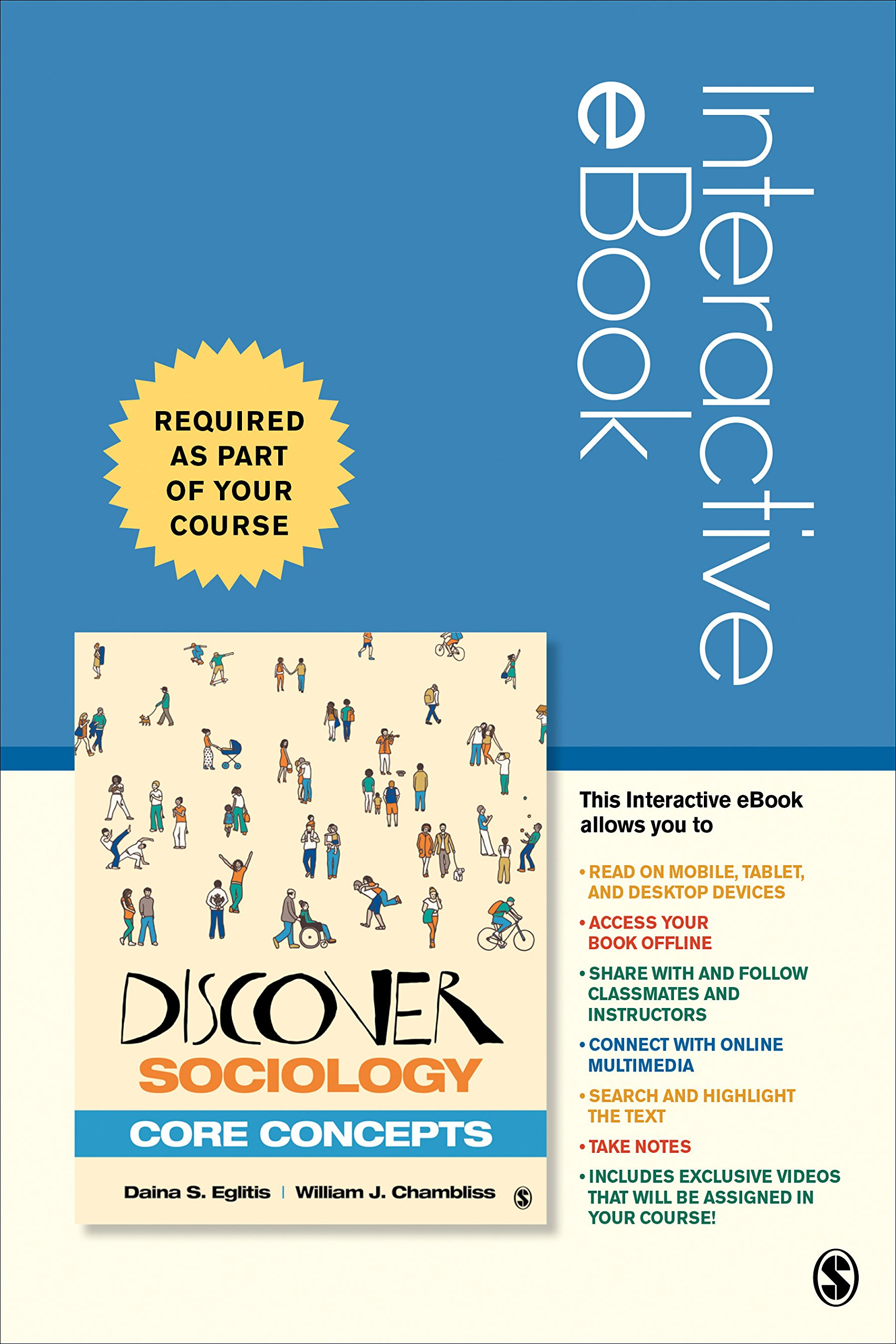 Discover Sociology: Core Concepts Interactive Ebook: Amazon.es ...