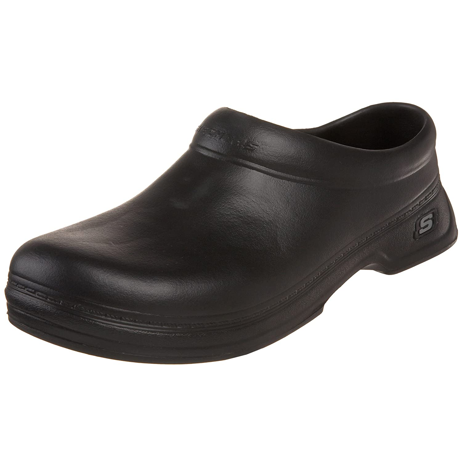 Skechers for Work Men's Balder Slip Resistant Work Clog 76778