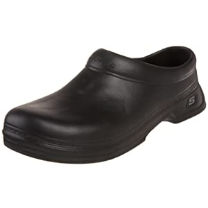 Skechers-for-Work-Men's-Balder-Slip-Resistant-Work-Clog