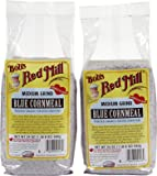 Bob's Red Mill Blue Cornmeal - 24 oz - 2 pk