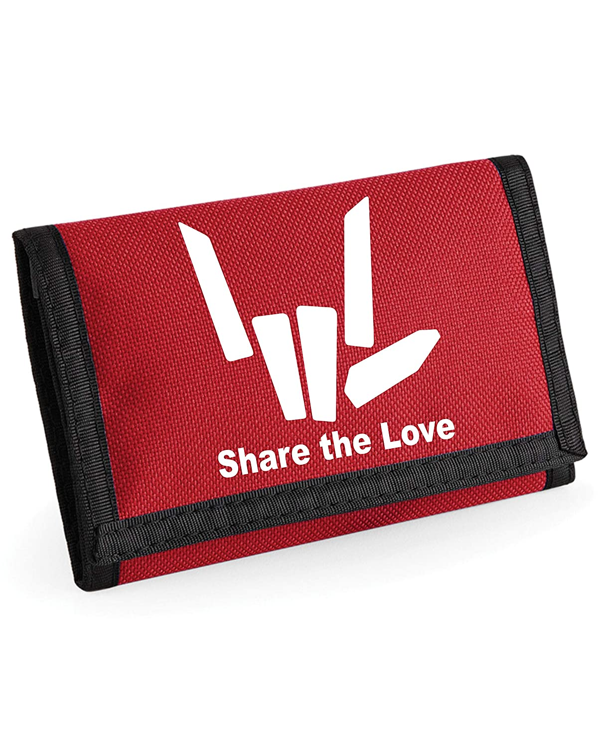 Boys share the love wallet