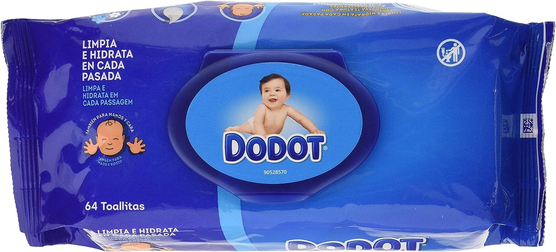 Dodot Toallitas Recambio - 64 unidades: Amazon.es: Bebé