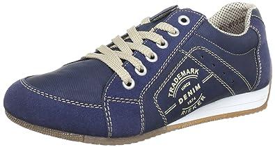 L9025 Damen Sneaker, Blau (lake/pazifik 15), EU 36 Rieker