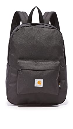 85d09219c1f9 Carhartt Wip Men S Watch Backpack Soot Black One Size